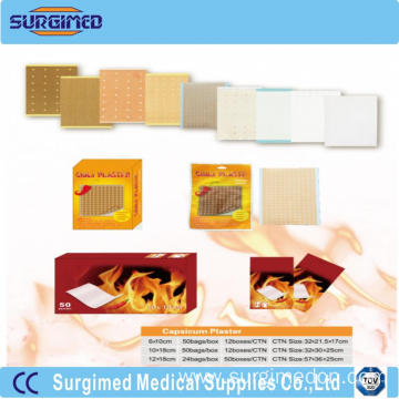 Medical Surgical Capsicum Plaster